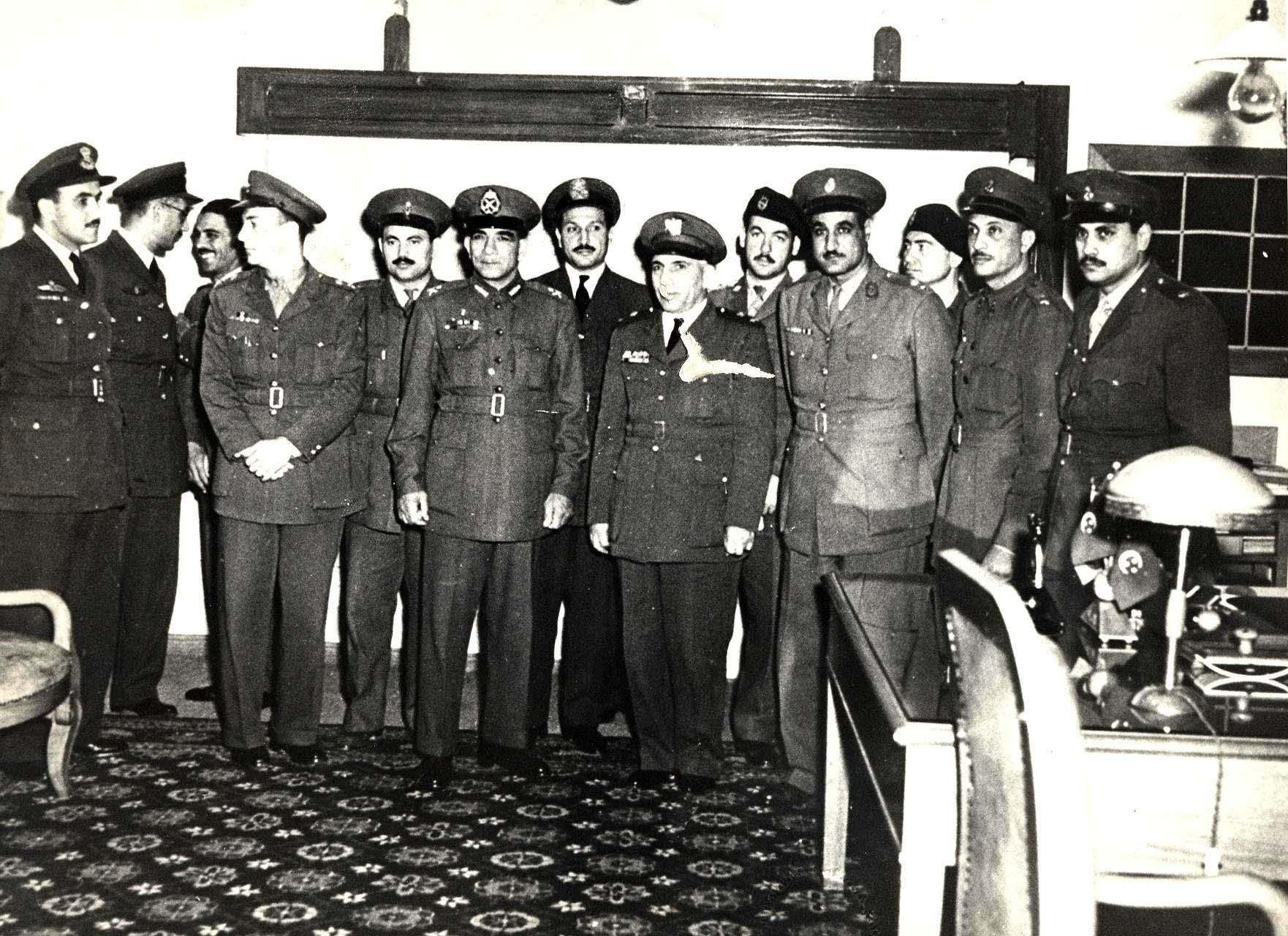 نتيجة بحث الصور عن مجلس قيادة الثورة